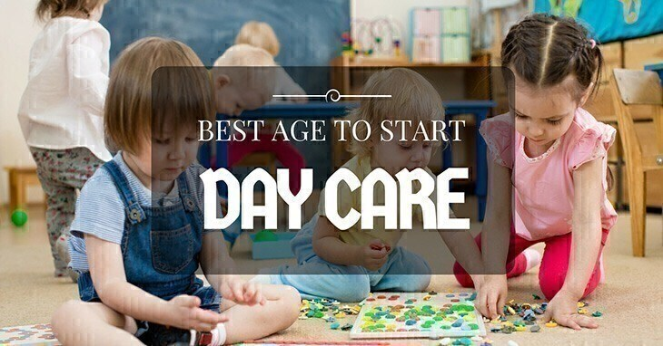 What's The Best Age To Start Day Care