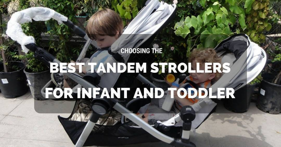 Best Tandem Strollers Jan 2020 Reviews And Buyer S Guide
