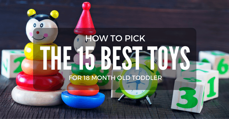 Best Toys For 18 Month Old Toddler