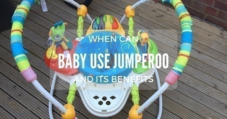 When Can Baby Use Jumperoo And Its Benefits