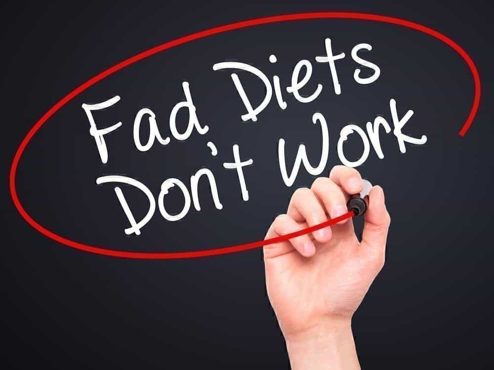Avoid Crash Or Any Fad Diets