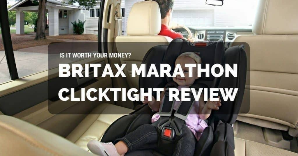 Britax Marathon ClickTight Review