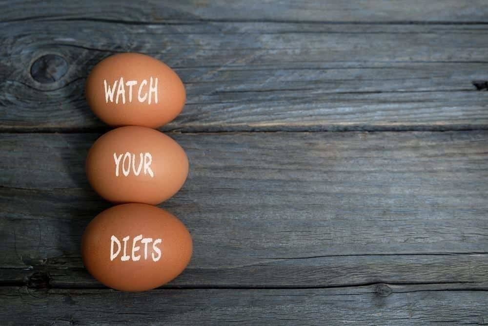 Watch Your Diet