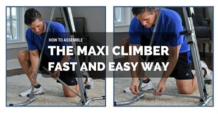 How To Assemble The Maxi Climber The Fast And Easy Way