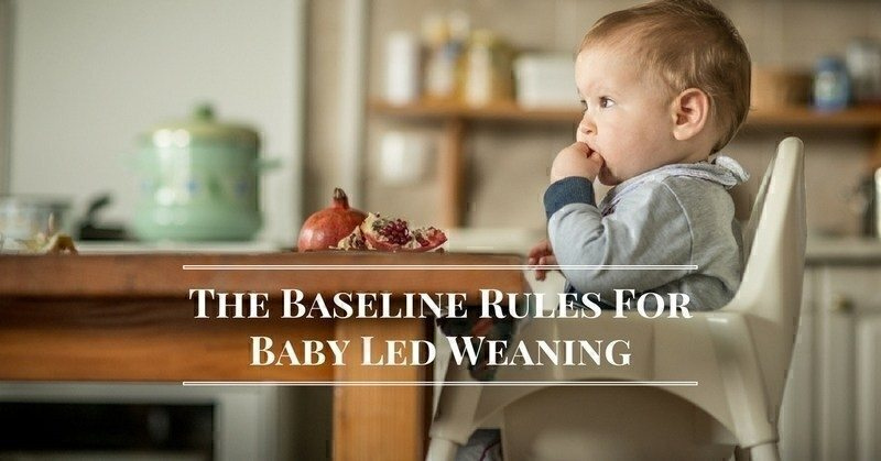 The Baseline Rules For BLW