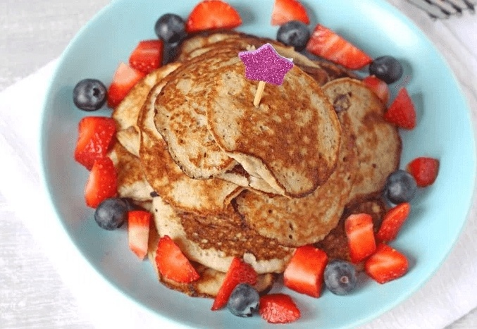 Two Ingredient Pancakes