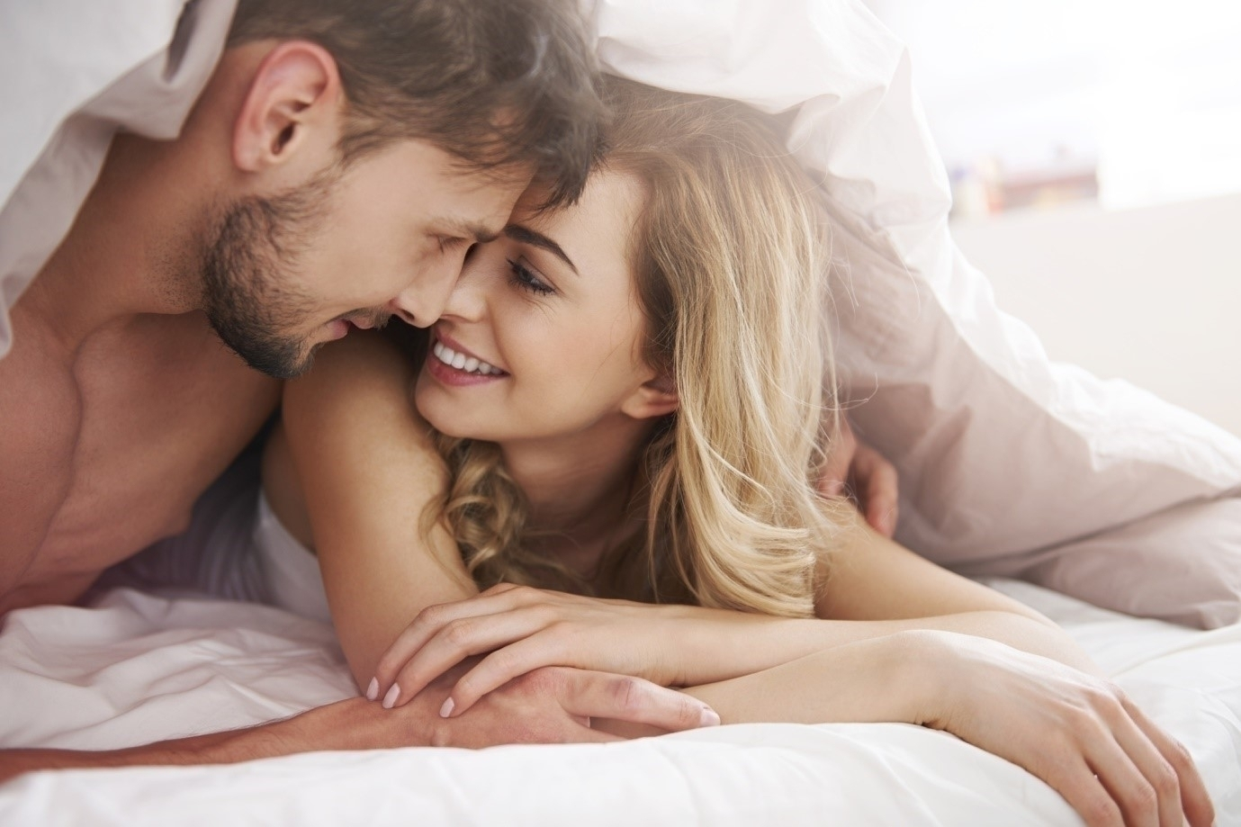 The Flame Is Out: Here's How To Get The Sexual Spark Back Into Your